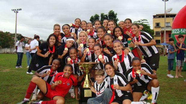 Campeãs 2011