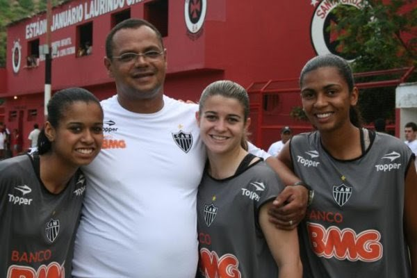 Aline Milene, Edinho, Keka e Samhia 2011