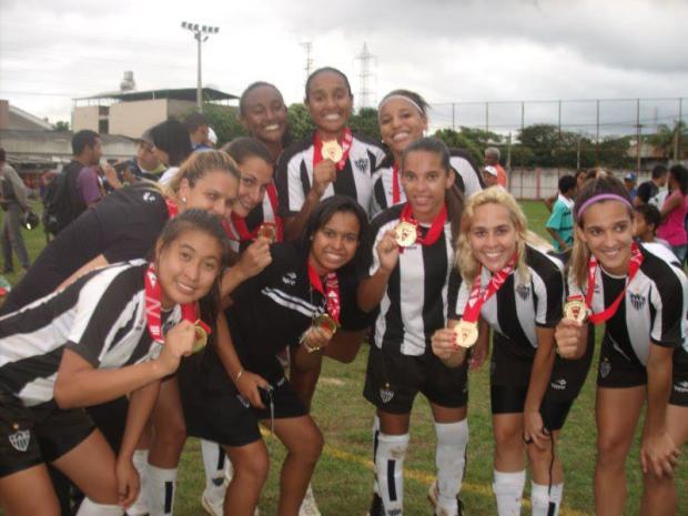 Campeãs 2011 01